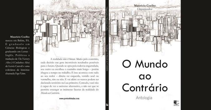 """Antologia """"O Mundo ao Contrário"""""""